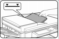 دلایل گیر کاغذ در فتوکپی شارپ و گیر کاغذ در یونیت S P F و A D F دستگاه فتوکپی شارپ: