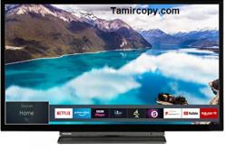 فروش تلویزیون توشیبا و معرفی محصولات نمایندگی توشیبا